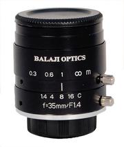 35 mm machine vision lenses (BMT-1435D) balaji optics in india