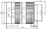 """1/2"""" MEGA PIXEL CAMERA LENS BMT-1412C3"""