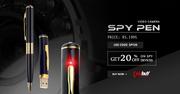 Buy Spy Pen Video Camera GET 20% OFF on Spy Device