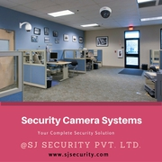 High Resolution Security Camera- For Ideal Safety