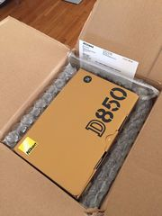 New Nikon D850 45.7MP FX CMOS Sensor 4K