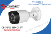Latest CP PLUS HD CCTV Camera Price List