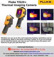 Fluke TiS20 Thermal Imaging Camera - Sinetec Automation Pvt Ltd